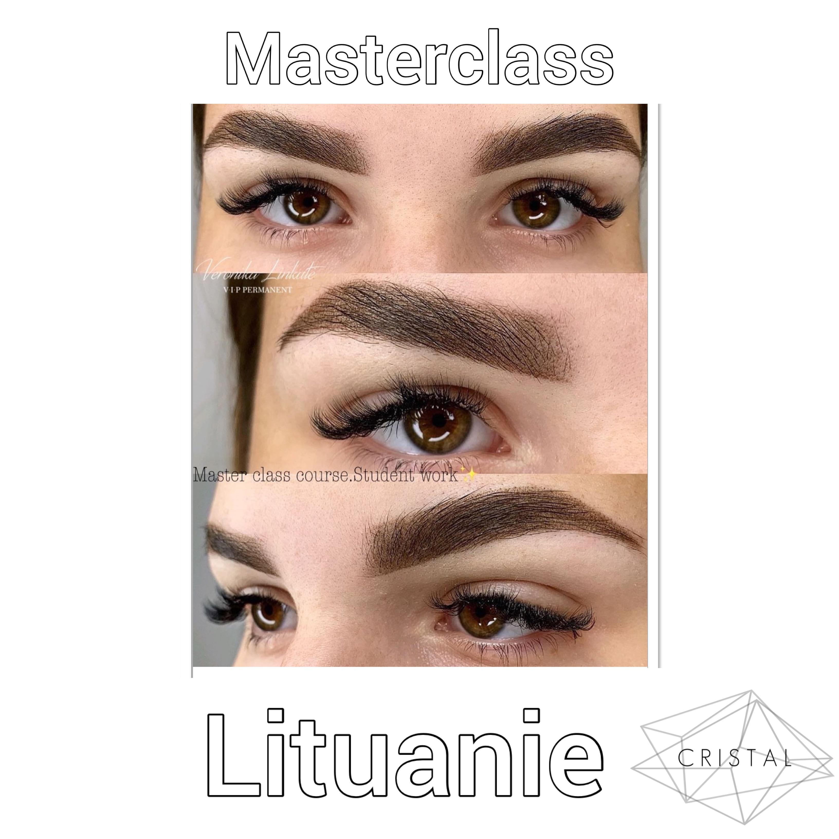 maquillage permanent sourcils effet poudré pixel powder